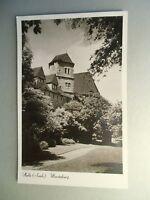 Ansichtskarte Halle Saale Moritzburg