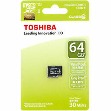 64GB MicroSDHC Mobile Phone Memory Card