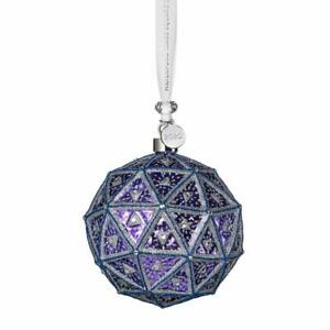 Waterford Times Square 2020 Masterpiece Ball Ornament NEW in BOX