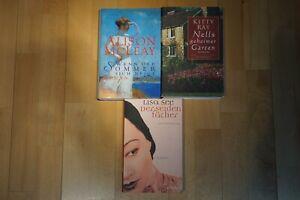 drei Romane: Ray, Nells geheimer Garten; McLeay, Wenn der Sommer sich neigt;
