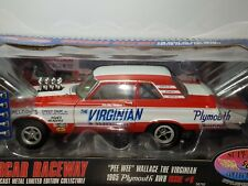 1/18 HWY 61 1965 PLYMOUTH BELVEDERE AWB THE VIRGINIAN PEE WEE WALLACE INJECTED
