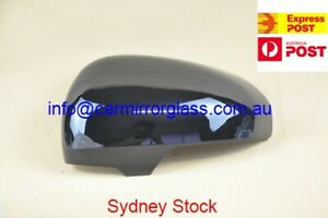 MIRROR COVER CAP HOUSE FOR TOYOTA PRIUS ZVW30 2009 - 2015 (LEFT SIDE, BLACK)