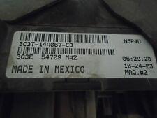 2003 - 2004 FORD F250 F350 EXCURSION  6.0L FUSE BOX  3C3T-14A067-ED