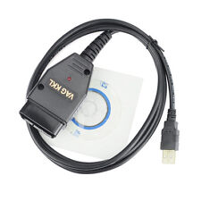 OBD2 USB Cable Auto Scanner Scan Tool for Audi VW VAG-COM KKL 409.1 Seat Tb