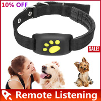 Dog Cat Tracking Anti Lost Waterproof Device Tool Pet GPS Locator Smart Tracker