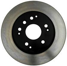 Disc Brake Rotor Rear ACDelco Pro Brakes 18A1611 Reman