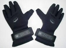 NIP - Xcel 3.2mm Titanium Dive Gloves Black Wetsuit Diving Glove - Size Small