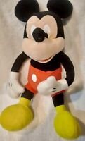 "Disney Mickey Mouse 18"" Plush Doll - Stuffed Toy Licensed"