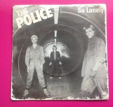 "E525, So Lonely, The Police, 7""45rpm Single Excellent Condition"