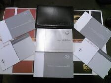 2007 Nissan Versa Owner's Manual Set w-Case. OEM.