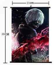 Hot Japan Anime Tokyo Ghoul UTA Wall Scroll Poster cosplay 765