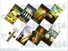 8DVD SET-Fireproof,War Room,Do you believe,God's not dead,Courageous,Flywhel new