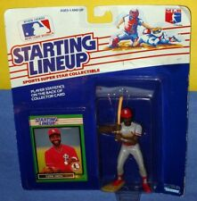 1989 OZZIE SMITH #1 St. Saint Louis Cardinals - FREE s/h - HOF Starting Lineup