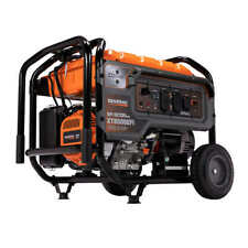 Generac 10,000 W Portable Gas Powered Generator gasoline 10kw new efi free ship