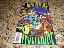 Wolverine Deluxe Edition #87 Mint! White Pages! 1994