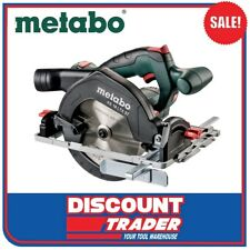 Metabo 18V Lithium-Ion Cordless 57mm Circular Saw KS 18 LTX 57 - 601857850