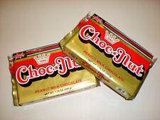 New King Choc Nut Peanut Milk Chocolate 24pcs. (Large 8.5oz 240g) Philippines