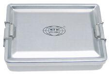 Wasserdichte Aluminium BOX Kiste f. Geochaching Kamera Handy Papiere usw.