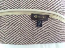 Loro Piana Cashmere/ cotton Sofa cushions.. Brand new