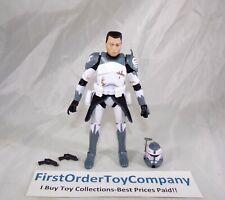 "Star Wars Black Series 6"" Inch Clone Commander Wolffe Loose Figure COMPLETE"
