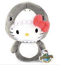 Universal Studios Exclusive Hello Kitty as Shark JAWS Plush Doll New