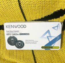 New, Kenwood KFC-1682ie 6-1/2