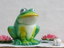 Frog Lampshade Heico Green Children's Bedroom Porch Plastic 10W  sale