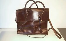 Radley handbag rough condition classic style brown leather purse