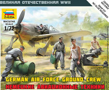 Zvezda 1/72 German Air Force Ground Crew # 6188