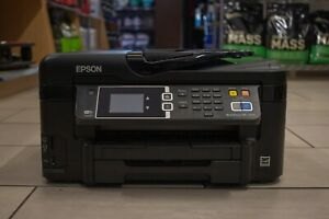 Epson WorkForce WF-3620 Tintenstrahldrucker Multifunktionsgerät für Bastler