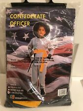 RG Costumes 90091 Confederate Officer