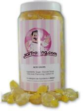 Acid Drops Sweet Jar A Gift Jar Full Of Wrapped Acid Drops