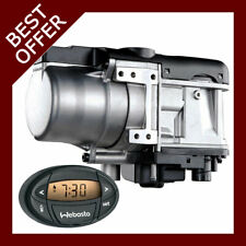 Webasto Thermo Top EVO 5 Diesel 12v with Mounting Kit & OVAL 7day Timer 1533