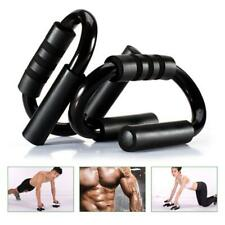PushUp Bars Foam Handles Press Pull Up Stand Exercise Workout GymChest