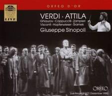 ██ OPER ║ Giuseppe Verdi ║ ATTILA ║ Giuseppe Sinopoli ║ 2CD