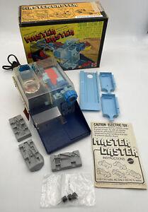 Mattel Master Caster Formula One Racing Car Molder Maker Mold Set 1979 Works1708