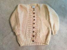 Vintage ASTRAKHAN KNITWEAR Button Down Sweater Women's Medium? Clothing Ireland