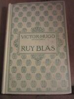 Victor Hugo: Ruy Blas-Les Burgraves/ Nelson, non daté