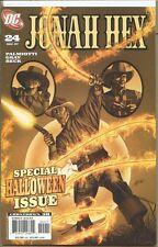 Jonah Hex 2005 series # 24 near mint comic book