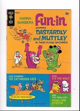 Hanna-Barbera Fun-In #3 August 1970 Wacky Races Dastardly and Muttley Penelope