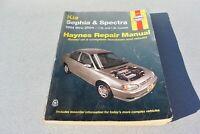 Haynes 1994-2004 Kia Sephia & Spectra Shop Repair Manual 54070
