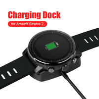 For Xiaomi Amazfit Stratos Smart Watch Replacement Charging Cradle Dock Charger