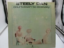 New listing Steely Dan Countdown To Ecstasy 1973 LP Record  ABCX-779 VG+ Ultrasonic Clean