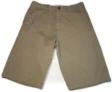 "Mens Volcom Friggon Chino 24.5"" Shorts Size 32 13"" Inseam"