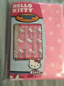 Hello Kitty Shower Curtain Fabric  72 in x 72 in    Brand New!