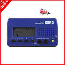 New Korg MA1 Digital Metronome( Replace MA30)--Blue