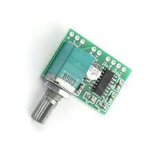 1PCS Mini PAM8403 5V 2Channel USB Power Audio Amplifier 3Wx2W Volume Control
