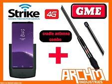 SAMSUNG GALAXY NOTE 8 - STRIKE MOBILE PHONE CRADLE PRO + GME 7DBI ANTENNA