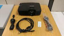 InFocus IN116XA projector WXGA 3800 lumens
