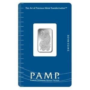 Barren Silber Pamp 5 Gramm 999‰ Ag – Fortuna